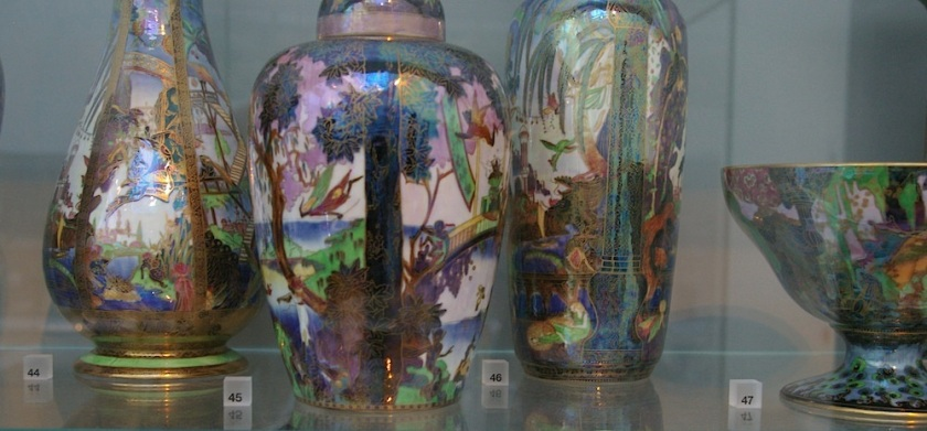 Wedgwood fairyland lustre ware