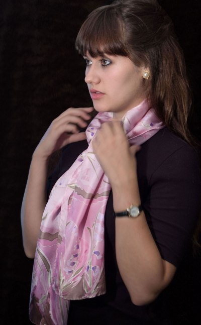 http://www.agnesashe.co.uk/collections/long-scarves/products/maud-pink-luxury-twill-floral-designer-art-scarf