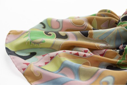 Agnes-Ashe-hand-painted-silk-scarf-Ophelia-gold-clup2 copy