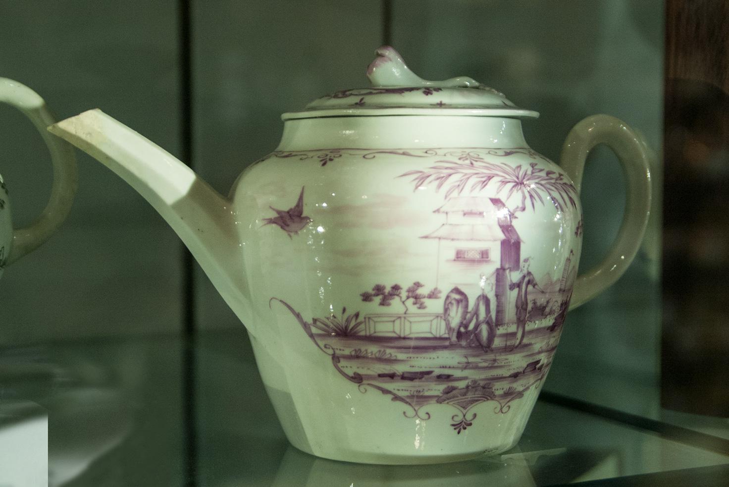 Worcester Porcelain 1750-1758